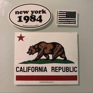 Brandy Melville Stickers!